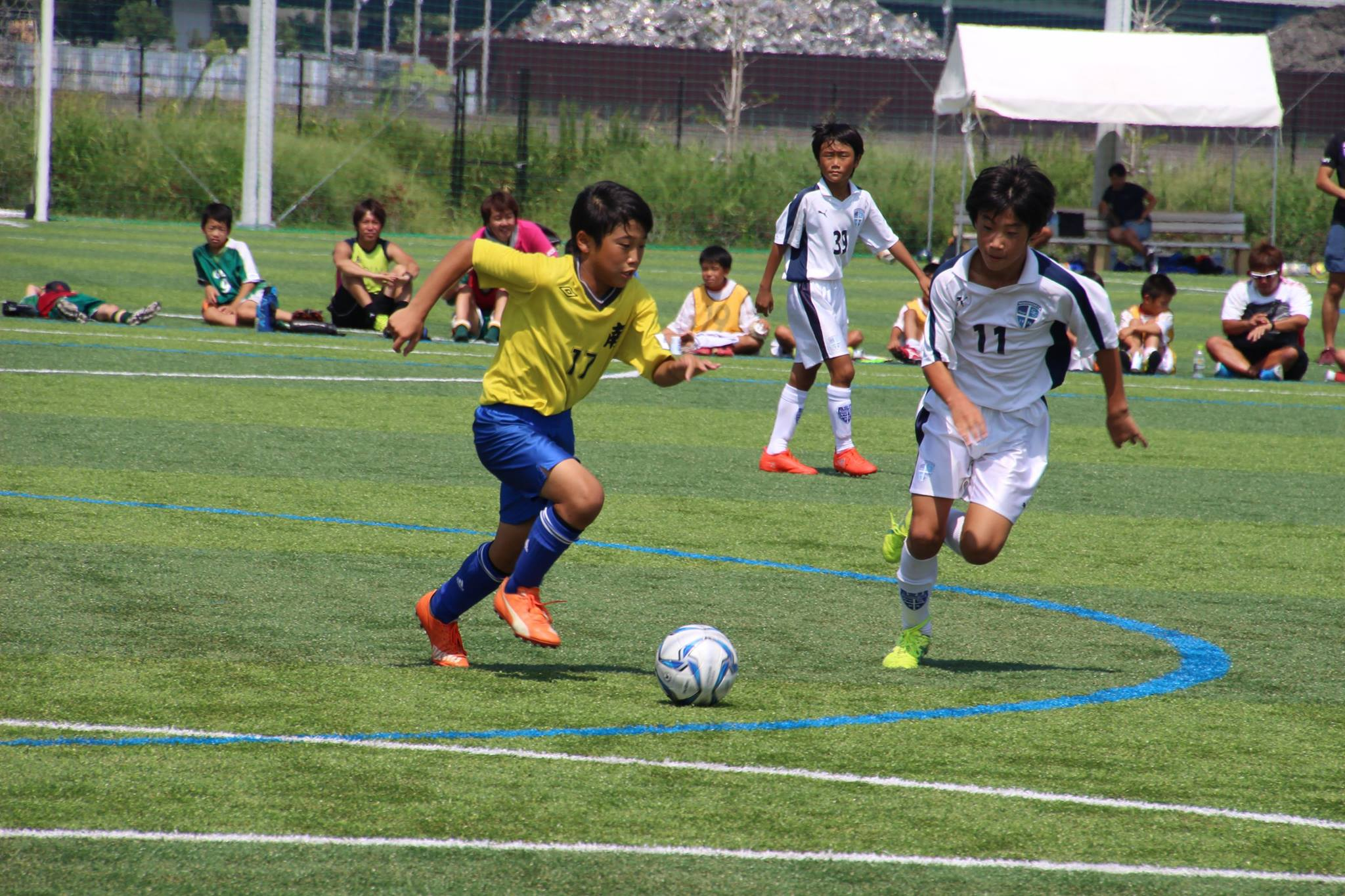 JCカップU-11少年少女サッカー大...